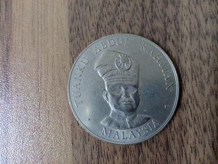 20 Tahun Merdeka Tunku Abdul Rahman