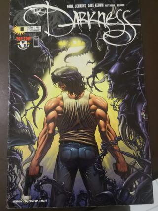 THE DARKNESS Volume 2 First Printing FULL SET. ISSUE #1 #2 #3 #4