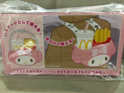 Mc Donald Hello Kitty -food hanger