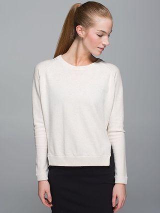 Lululemon Bhakti Life Sweater