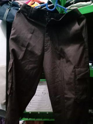Celana pramuka panjang