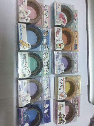 Disney 膠紙 購自日本