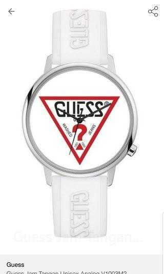 Guess unisex watch V1003M2