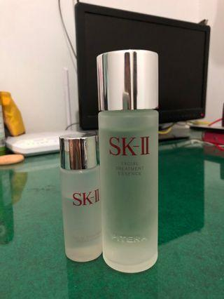 sk ii sk-2 sk-ii facial treatment essence