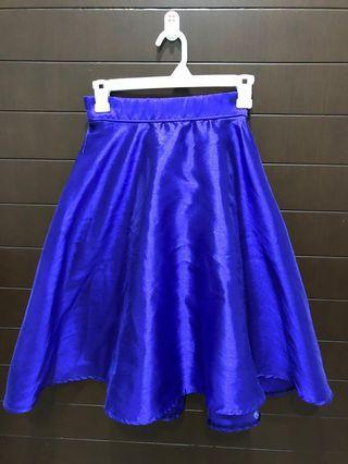 Flare Skirt ungu