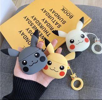 Pikachu Airpods case
