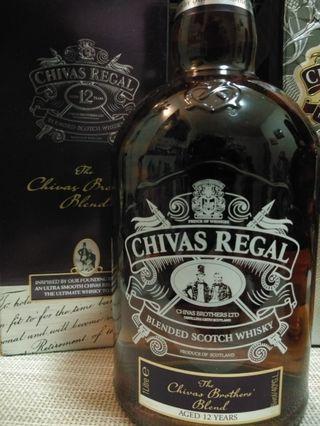 (1公升)Chivas brothers' blend