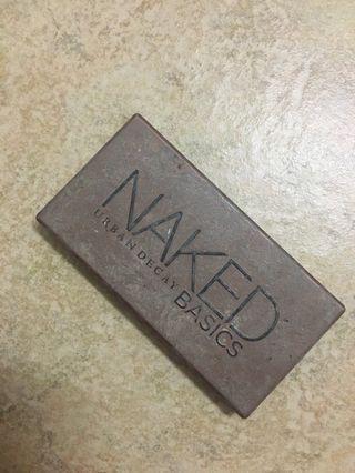 Urban Decay Naked Basics Palette