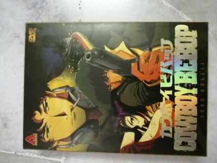 Cowboy Bebop 3DVD Boxset