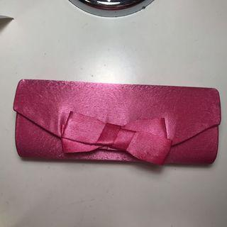 stunning quality clutch $10