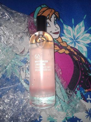 [reject]The Body Shop White Musk Body Mist