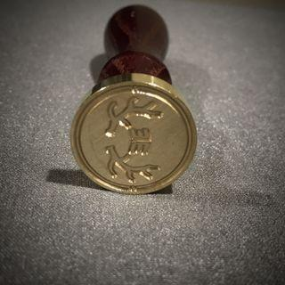 [PO] Lowest Price Customized Wax Sealing Stamp For Weddings/ Birthday Parties/ Engagement/ Events!