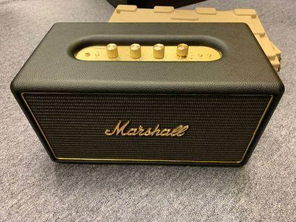 90% new Marshall wifi Stanmore speaker (bought at $3499)
