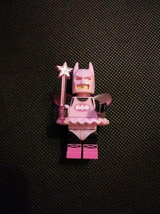 Lego Batman Pink Fairy Minifigure