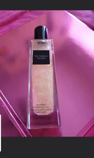 🚚 Victoria Secret Fragrance Shimmer Oil