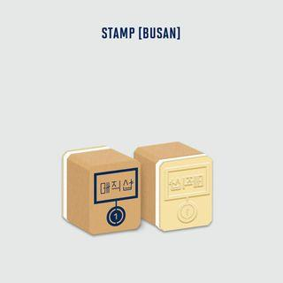 Busan Stamp BTS 5th MUSTER MD