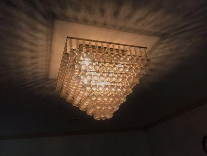 Lampu Gantung Hias Crystal Chandelier Decorative Lamp