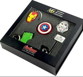 Limited Edition - Avengers Keychain Set