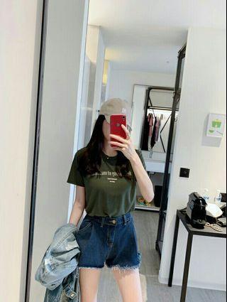 印花T-shirt