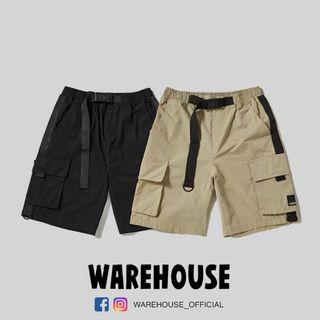 Splice Shorts 短褲  機能褲 工裝褲  【 WAREHOUSE_OFFICIAL 】