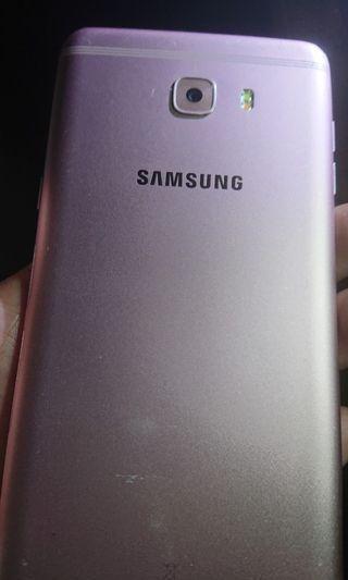 Samsung C9 pro. LCD Broken