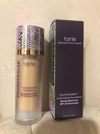 Tarte babassu foundation