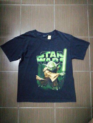 Star Wars Yoda Black Shirt For Sale