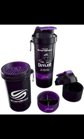 Smart Shake Gym Protein Shaker Bottle / Mixing Bottle
