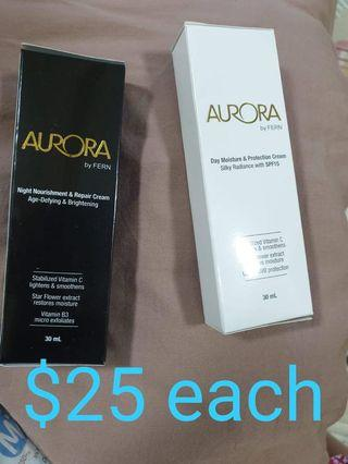🚚 Aurora Day and Night cream