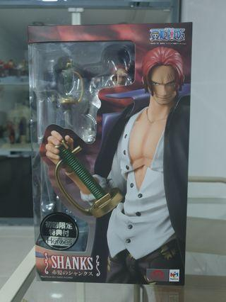 Variable Action Heroes VAH One Piece SHANKS