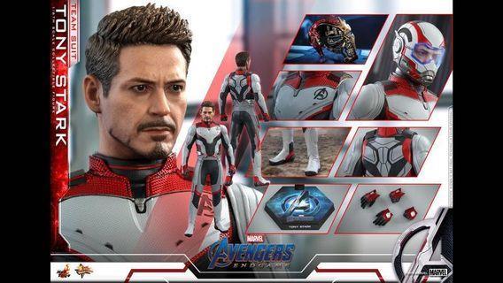 Tony Stark(Team suit)