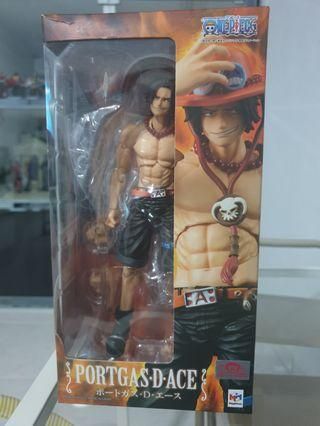 Variable Action Heroes VAH One Piece PORTGAS D ACE