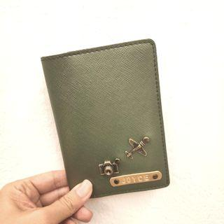 'Joyce' Passport Holder