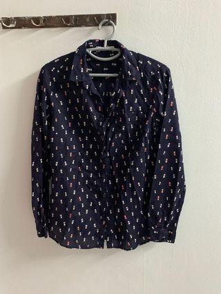 🚚 Cat blouse