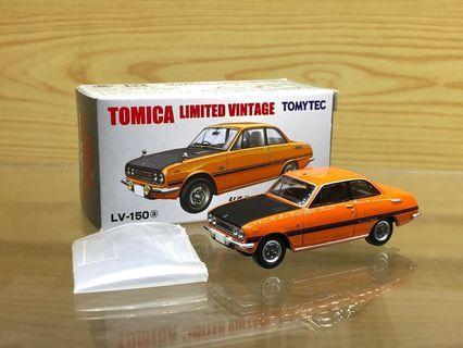 Tomytec Tomica Limited Vintage Neo LV-150a 1/64 Isuzu Bellett 1600GTR