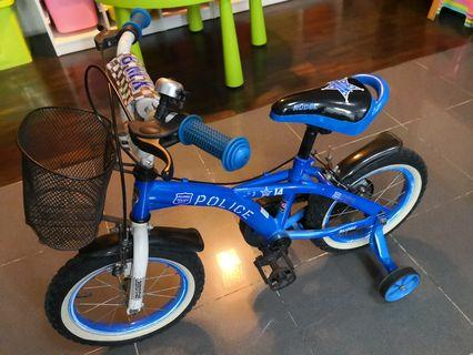 Kids bicycle 14 inch