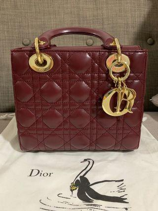 Authentic Miss Dior small size