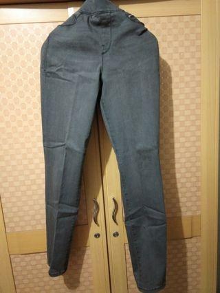Jeans abu