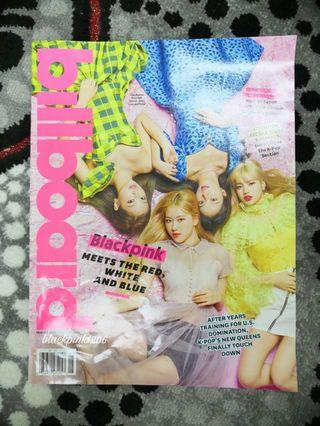 [WTS] BLACKPINK BILLBOARD MAGAZINE