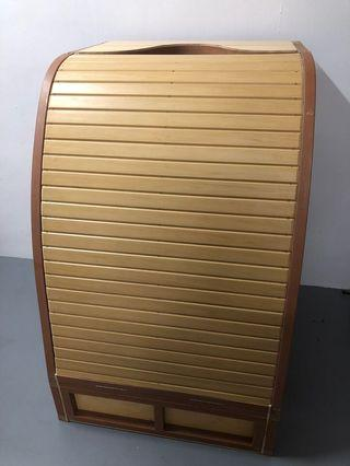 🚚 Portable Wooden Sauna