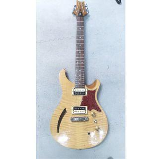 PRS SE Custom Semi-Hollow Guitar 電結他 2007年