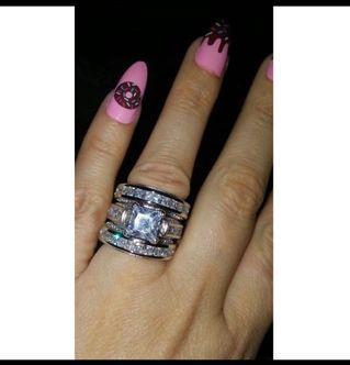 3 piece ring