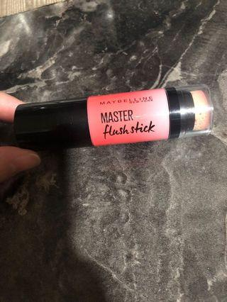 Maybelline master flush stick peach babe