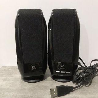 Logitech usb speaker