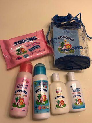 Kodomo Travel Pack #EndgameYourExcess #mrtsengkang #mrthougang #mrtpunggol #mrtraffles