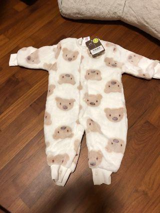 BNWT Baby Romper - good for cold weather