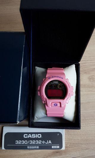 Rare Pink DW6900SN4
