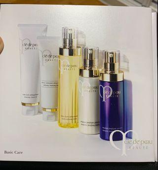 Cle De Peau Skincare sample Set