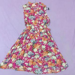 MAGNOLIA Floral Dress #mauthr