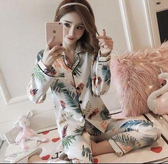 Silk Pyjamas / Baju tidur